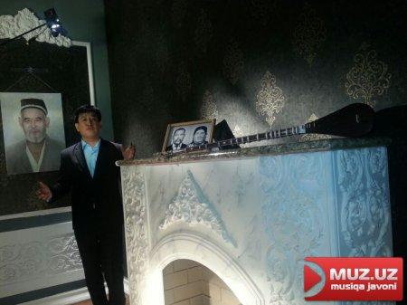 Mahmud Namozov otalar haqida jon kuydirmoqda