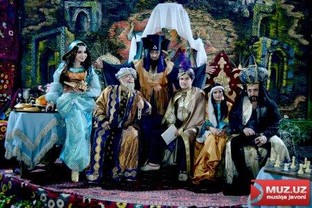 1001 kechani musiqaga ko'chirgan Abdulaziz Zokirov