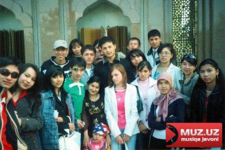 Sharof Muqimov o'z fan klubini tikladi