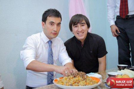 Botir Yaminov bo'ydoqlar safini tark etdi (foto)