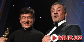 Jeki Chan va Stallone bir filmda rol ijro qilishadi